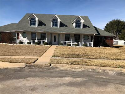 Crandall, Combine Single Family Home For Sale: 307 Saint Andrews Court