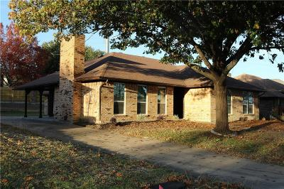 Rowlett Single Family Home For Sale: 5505 Edgewater Circle