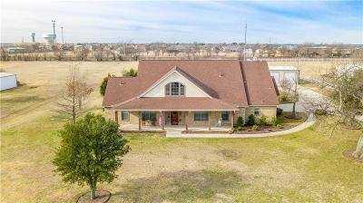 Haslet Single Family Home Active Option Contract: 13413 Willow Creek Drive