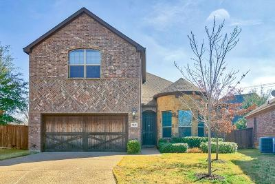 North Richland Hills Single Family Home For Sale: 8440 La Fontaine Drive