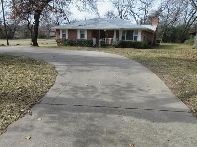 Irving Single Family Home For Sale: 921 S Rogers Road