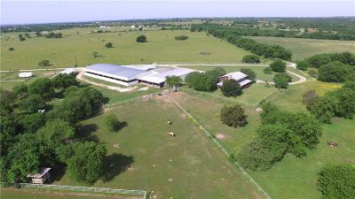 Johnson County Farm & Ranch For Sale: 9657 County Road 1222