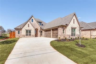North Richland Hills Single Family Home For Sale: 8129 Sayers Lane
