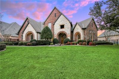 Southlake Single Family Home For Sale: 1612 Byron Nelson Parkway