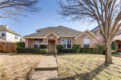 Rockwall Single Family Home Active Kick Out: 2275 Falls View Drive