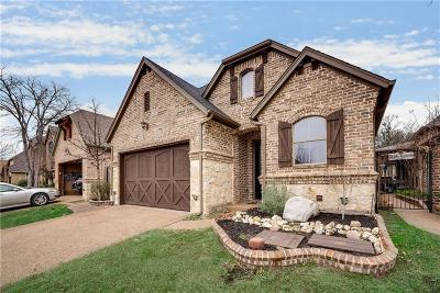 Fort Worth Single Family Home For Sale: 2110 Portwood Way