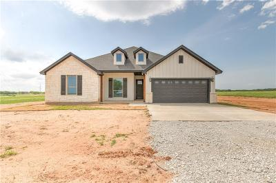 Weatherford Single Family Home For Sale: 8284 Old Brock Road