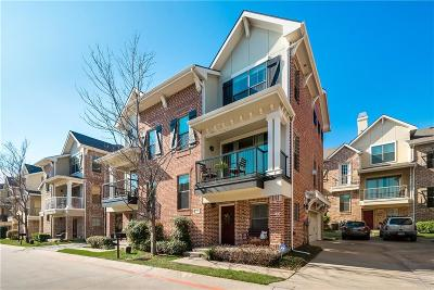 Richardson Townhouse Active Option Contract: 2103 Grove Park Lane