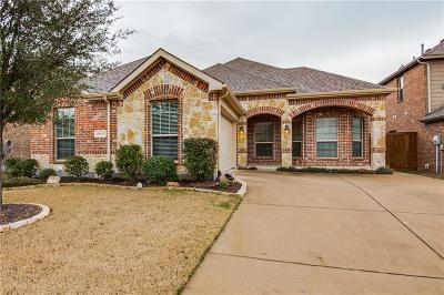 Mckinney Single Family Home For Sale: 10537 Flat Creek Trail