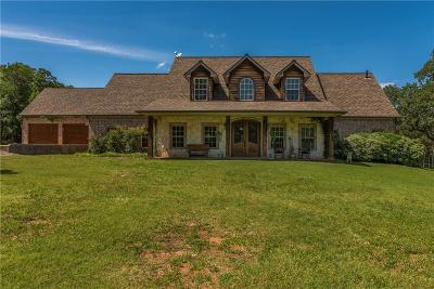 Grayson County Single Family Home For Sale: 8173 Dripping Springs Road