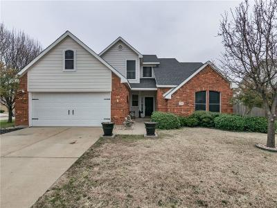 Wylie Single Family Home For Sale: 706 Valley Mills Drive