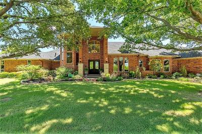 Parker County Single Family Home Active Contingent: 316 Meadow Hill Road