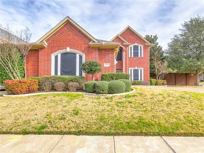 Denton County Single Family Home For Sale: 2800 Prestonwood Drive