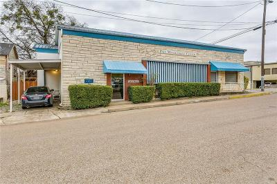 Weatherford Commercial For Sale: 114 N Waco Street