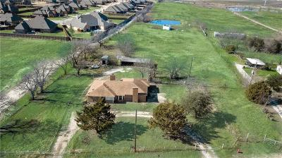 Haslet Single Family Home Active Option Contract: 1304 Fm 156 S