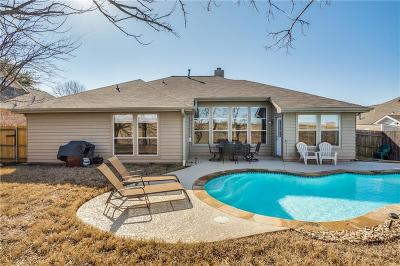 McKinney Single Family Home For Sale: 204 High Meadow Drive
