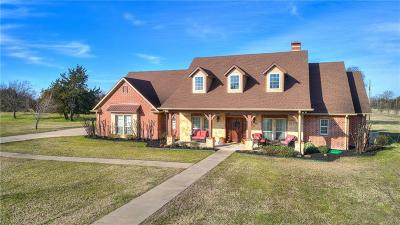 Canton Single Family Home Active Contingent: 146 Vz County Road 2110