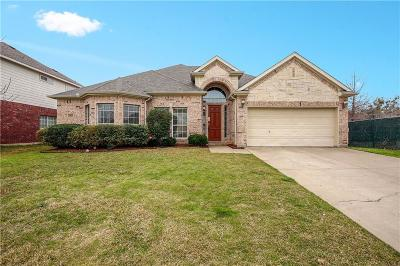 Arlington, Mansfield Single Family Home For Sale: 1311 Belleview Drive