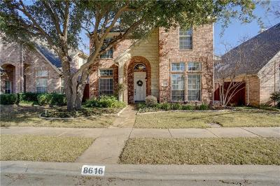 Irving Single Family Home For Sale: 8616 Quail Meadow Drive