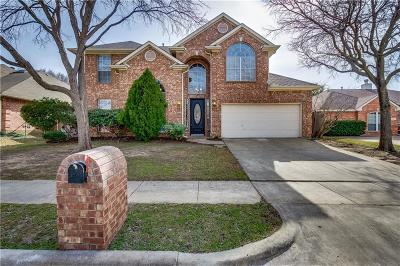 Flower Mound Single Family Home For Sale: 805 Sierra Lane