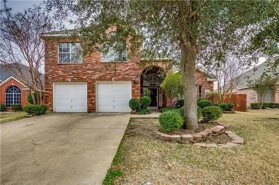 Rowlett Single Family Home For Sale: 8014 Saint Fillans Lane