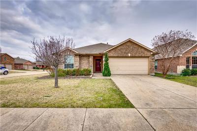 Forney Single Family Home For Sale: 527 Thunder Trail