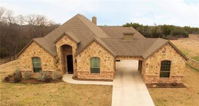 Azle Single Family Home Active Option Contract: 137 Rattling Antler Court