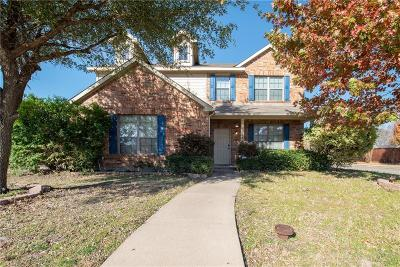 Rockwall Single Family Home For Sale: 3620 Bristlecone Court