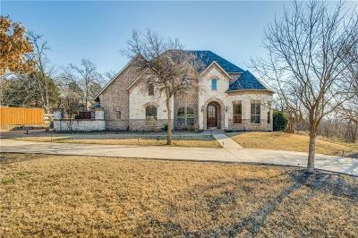 Corinth TX Single Family Home For Sale: $687,000