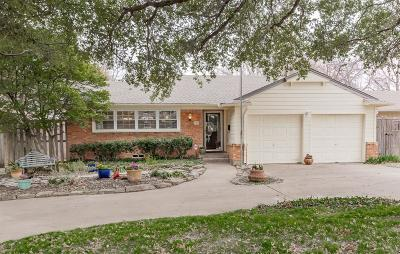 Richardson Single Family Home For Sale: 107 S Gentle Drive