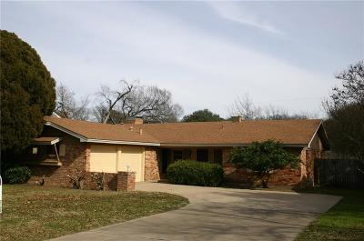 Hurst, Euless, Bedford Single Family Home Active Option Contract: 1204 Birch Street