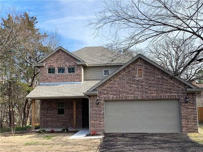 Sherman Single Family Home For Sale: 1511 Newman Drive