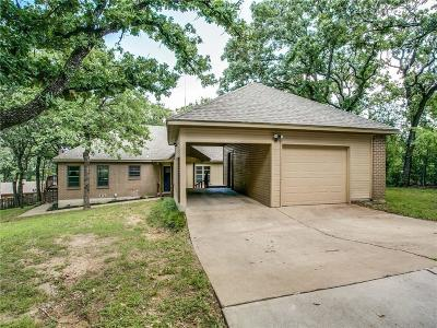 Azle Single Family Home Active Option Contract: 12445 Lake Forest Drive
