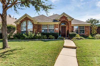 Irving Single Family Home Active Option Contract: 317 Touchdown Drive