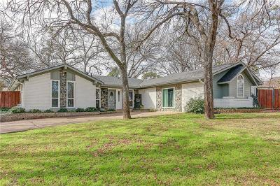 Highland Village Single Family Home Active Option Contract: 209 Lakeland Drive