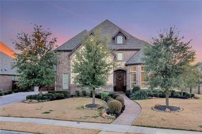 Keller Single Family Home For Sale: 1504 Newton Ranch Road