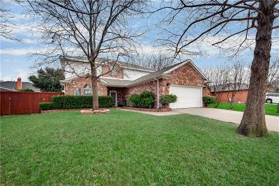 Grand Prairie Single Family Home For Sale: 2735 Red Oak Drive