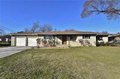 North Richland Hills Single Family Home For Sale: 6817 Manor Drive