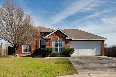 Arlington, Mansfield Single Family Home For Sale: 7509 Fossil Hill Drive