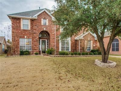 Rowlett Single Family Home For Sale: 8214 Turnberry Street