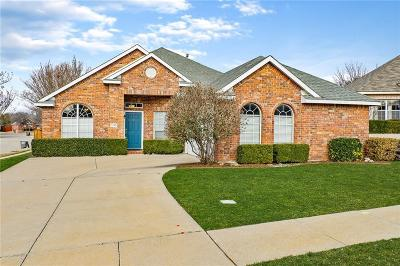 Allen Single Family Home For Sale: 1109 Dove Brook Drive