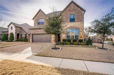 Sachse Single Family Home For Sale: 7227 Vista Hill Lane