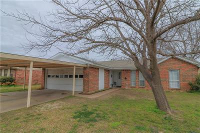 Mineral Wells Single Family Home For Sale: 1709 15th Street