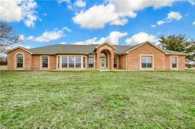Burleson Single Family Home For Sale: 6624 Shadow Valley Drive