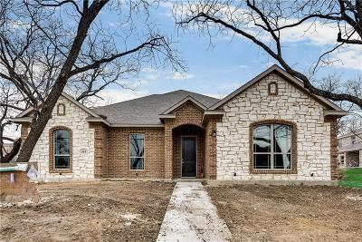 Grand Prairie Single Family Home Active Option Contract: 301 NE 4th Street
