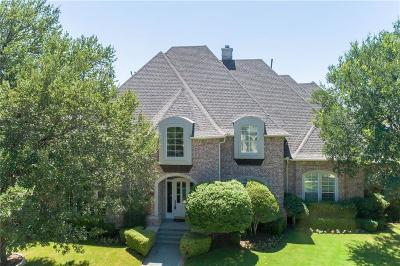 Frisco Single Family Home Active Option Contract: 4625 Post Oak Drive