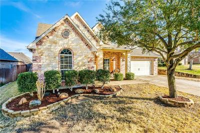Burleson Single Family Home For Sale: 1112 Sienna Court