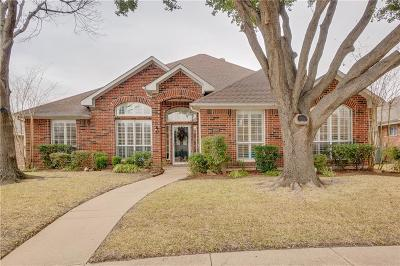 Rowlett Single Family Home Active Contingent: 6602 Cordelia Road