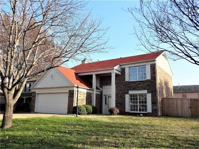 Grand Prairie Single Family Home Active Contingent: 403 Newberry Street