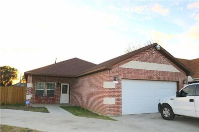 Single Family Home For Sale: 2741 S Denley Drive